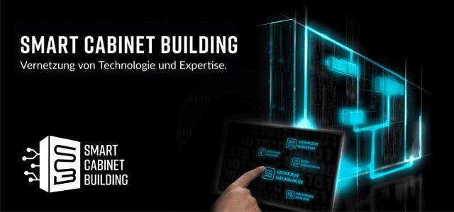 """Weidmüller, Komax, Zuken und Armbruster Engineering gründen die Initiative """"Smart Cabinet Building"""" für neue Lösungen im Schaltschrankbau"""