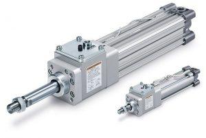 ISO-Verriegelungszylinder von SMC