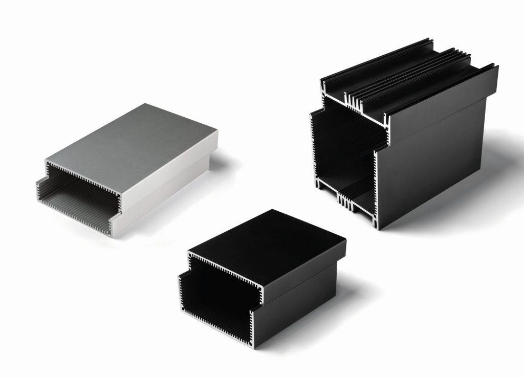 Aluminiumgehäuse