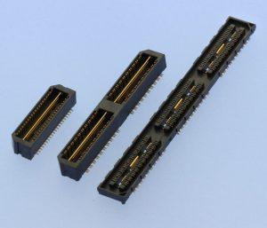 Highspeed Board-to-Board Steckverbinder
