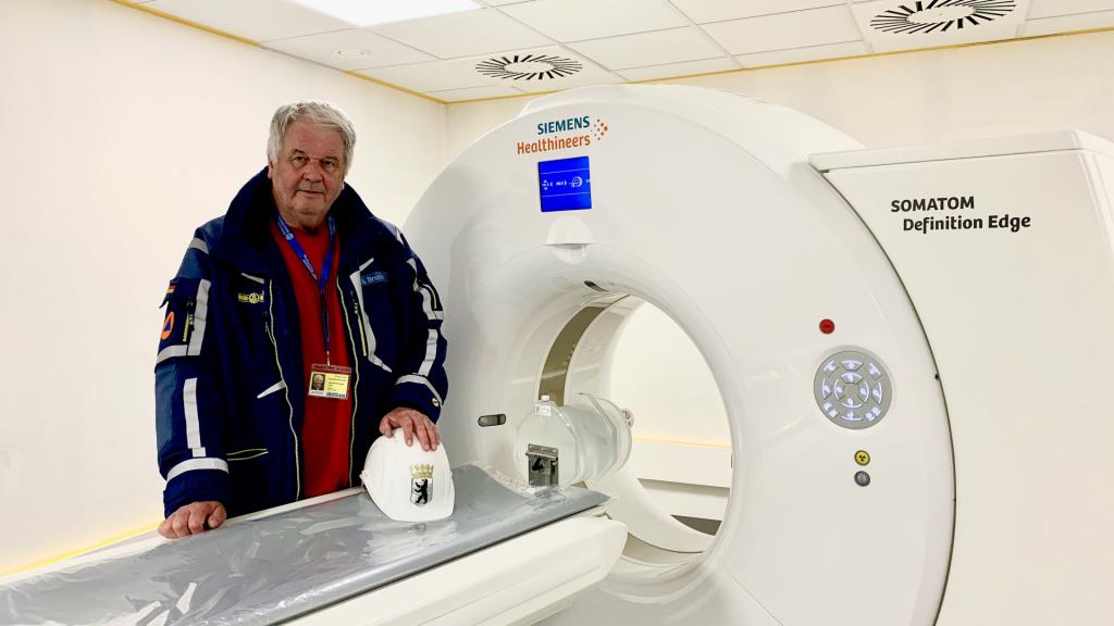 Siemens Healthineers unterstützt Berlin