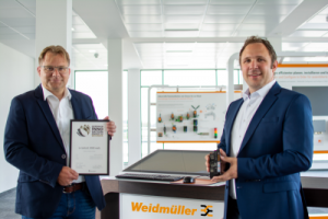 weidmüller german innovation award