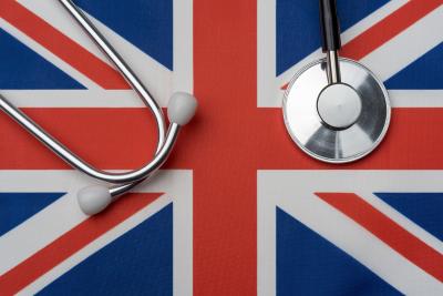 Großbritannien Digital health