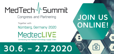 Virtueller MedTech Summit