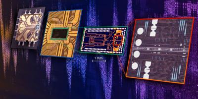 ETH-Forschende haben einen superschnellen Chip gebaut, der die Datenübertragung in optischen Glasfasernetzen beschleunigen kann.