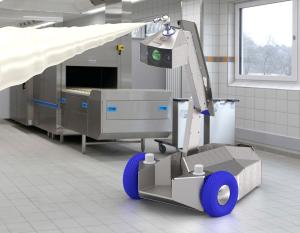 Mobiler Reinigungsroboter