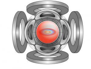 Magnetische Nanopartikel Bildgebung