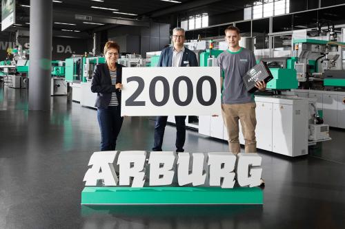 Ausbildung Arburg