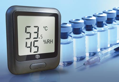 Temperaturkontrolle Medikamente