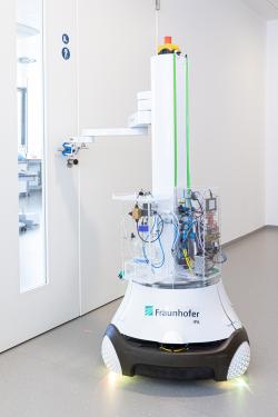 desinfektionsroboter dekonbot