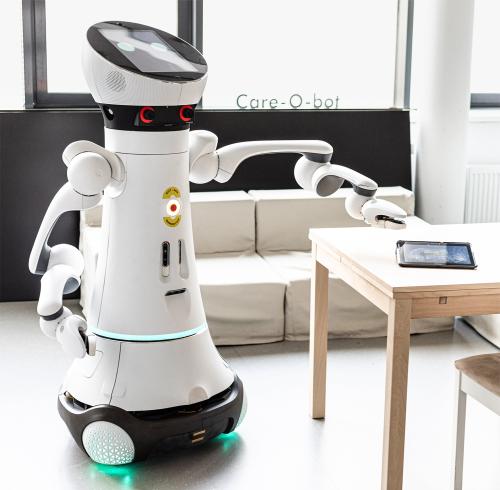 interaktive service roboter