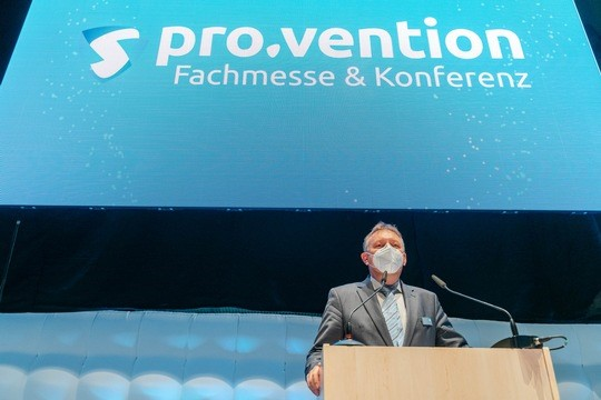 pro.vention Messe