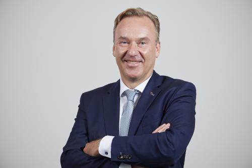Gerald Vogt CEO Stäubli