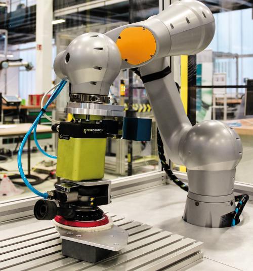 ROS Roboter