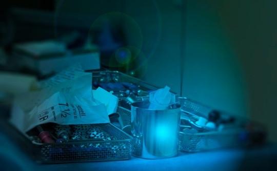 Recycling medizinischer Produkte