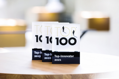 BGS Top-100-Innovator