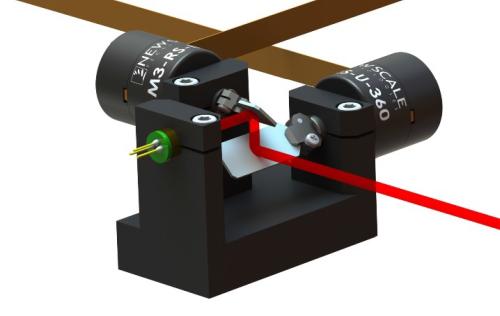 Laserstrahlführungssystem