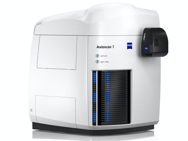 Zeiss Slide-Scanner-Mikroskop