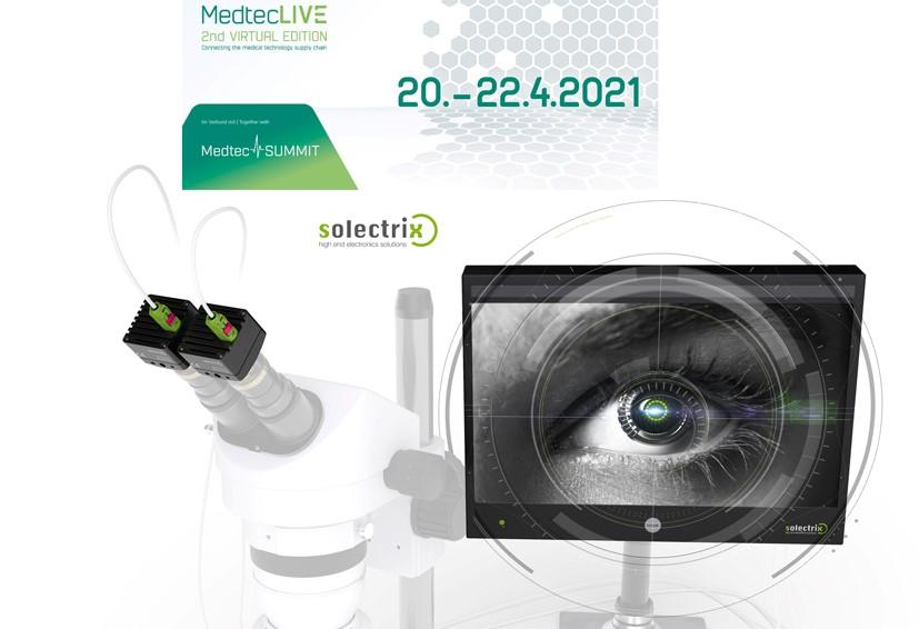 Solectrix MedtecLIVE