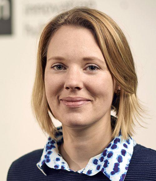 Julia Hagen, Director Regulatory and Politics, Health Innovation Hub