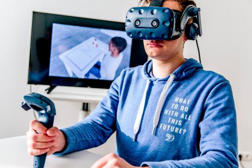 Prothesen Virtual Reality