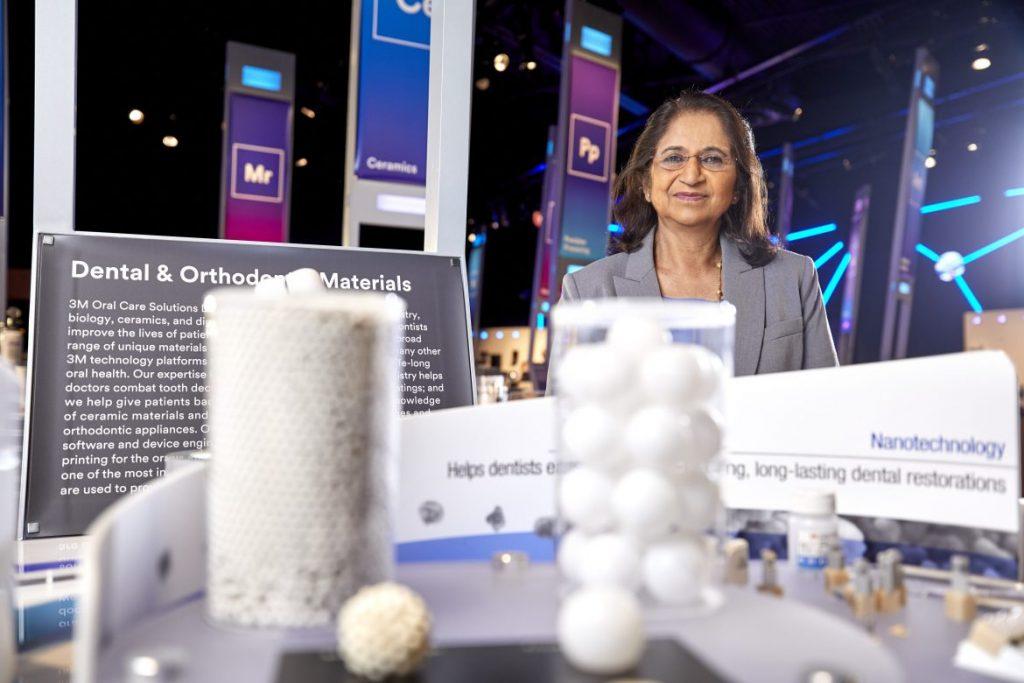 Nanotechnologie Dentalmaterialien Mitra
