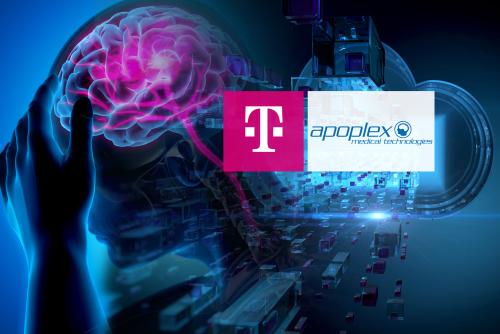 Telekom apoplex Schlaganfall