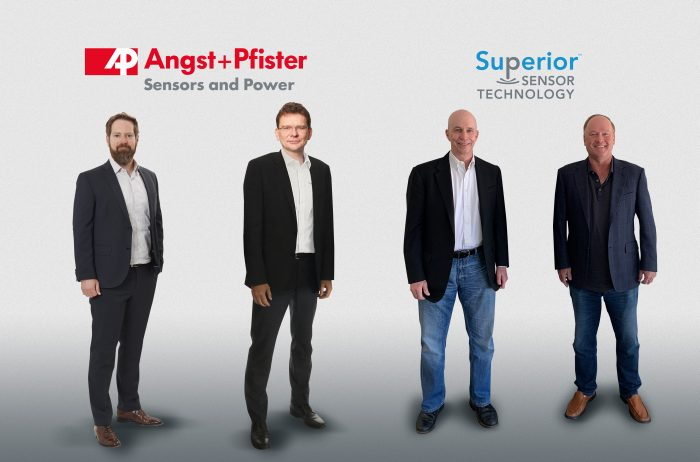 Superior Sensor Technology Angst+Pfister Sensors and Power