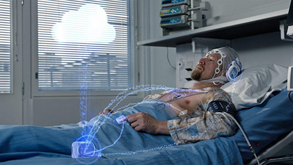 Drahtlose Medizingeräte Bittium