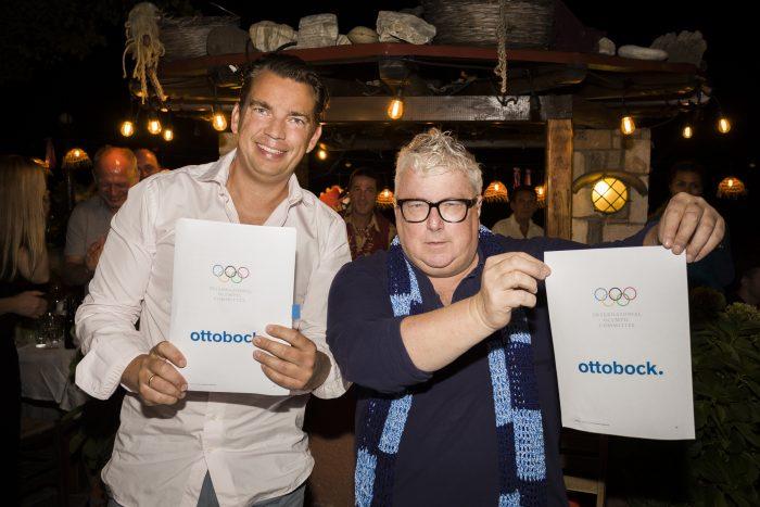 Ottobock Paralypische SPiele