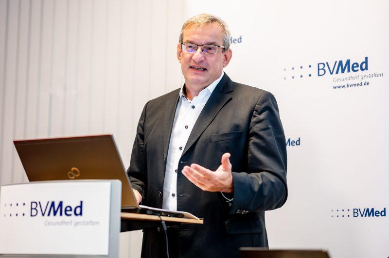 BVMed-Jahrespressekonferenz 2021