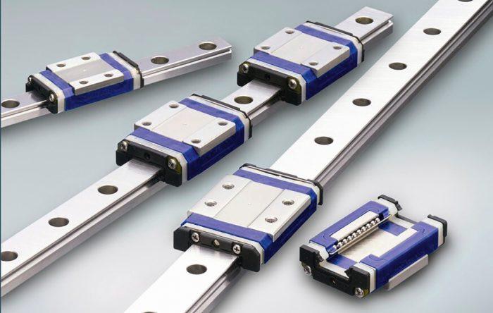 NSK Miniaturkomponenten